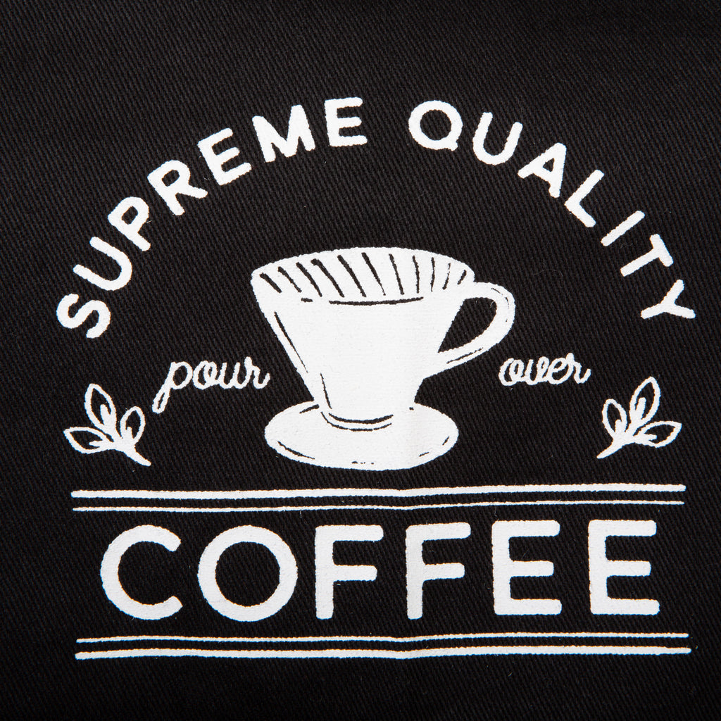 DII Supreme Coffee Print Chef Apron
