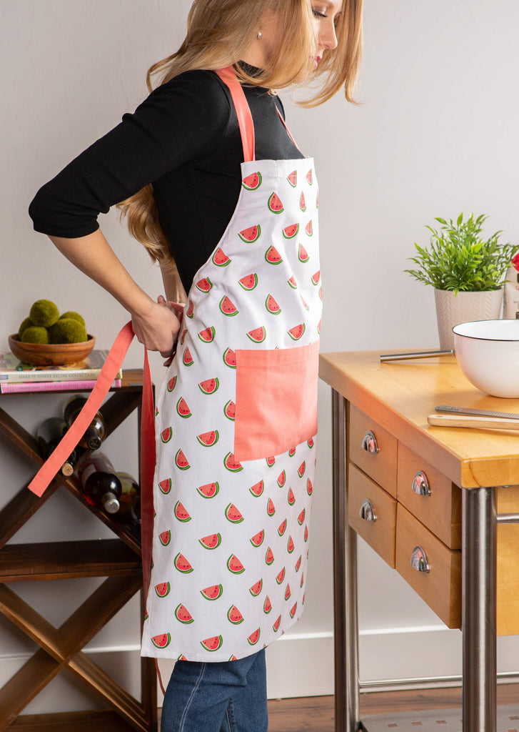 DII Watermelon Print Chef Apron