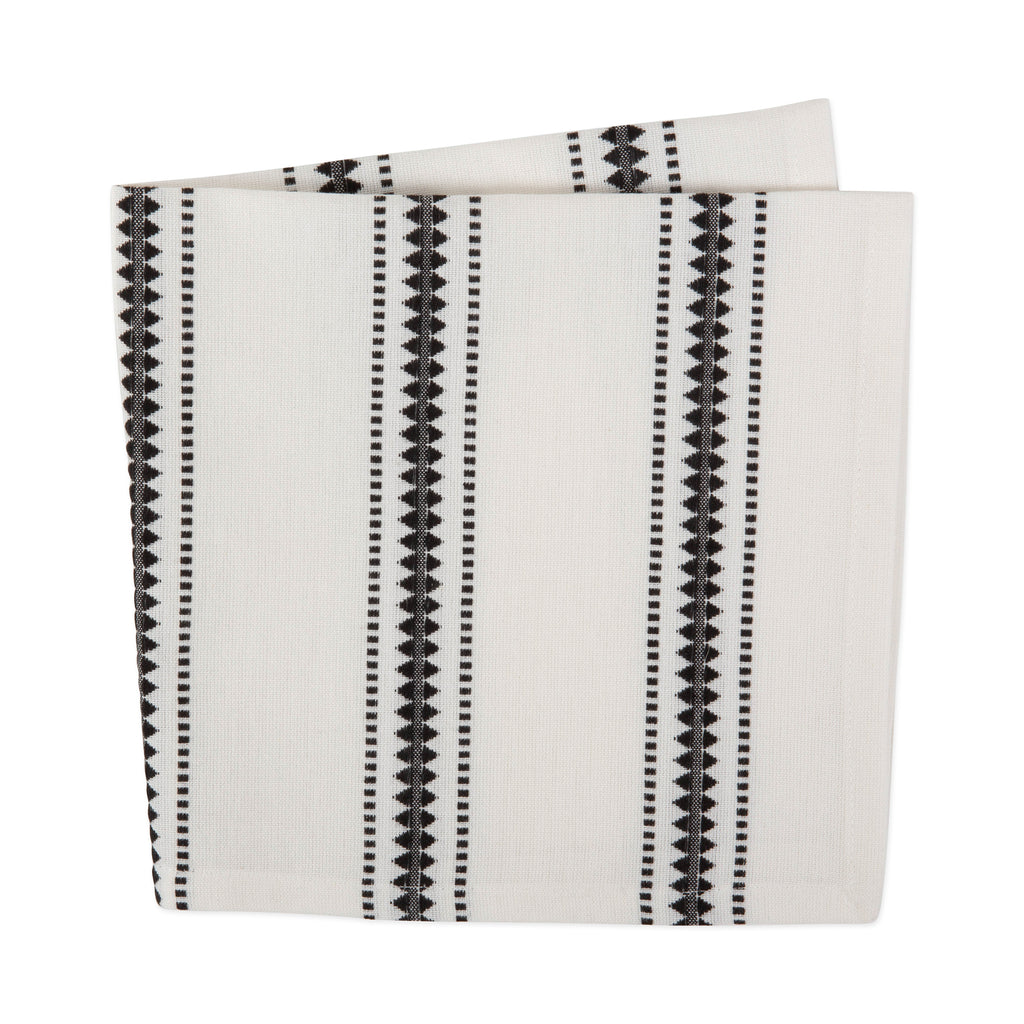 DII Zig Dobby Stripe Napkin (Set of 6)