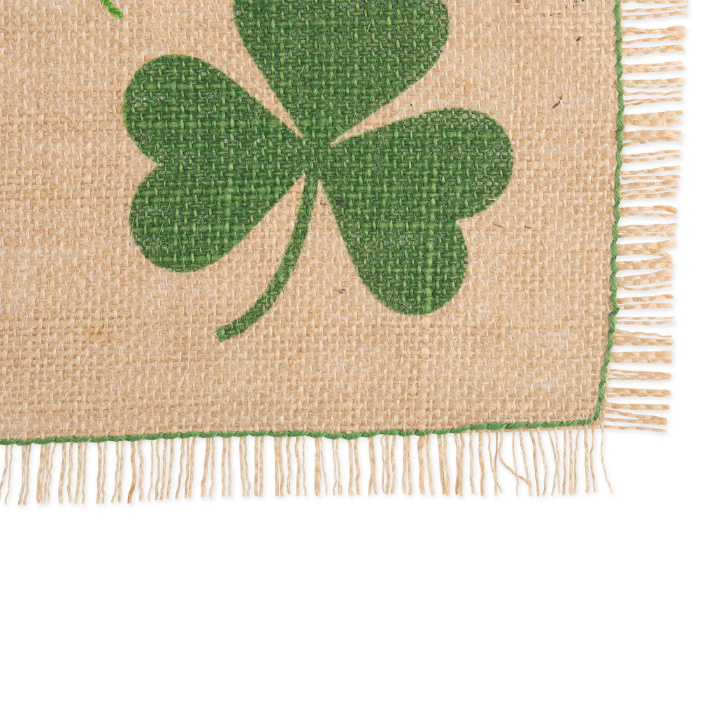 DII Shamrock Jute Placemat (Set of 6)
