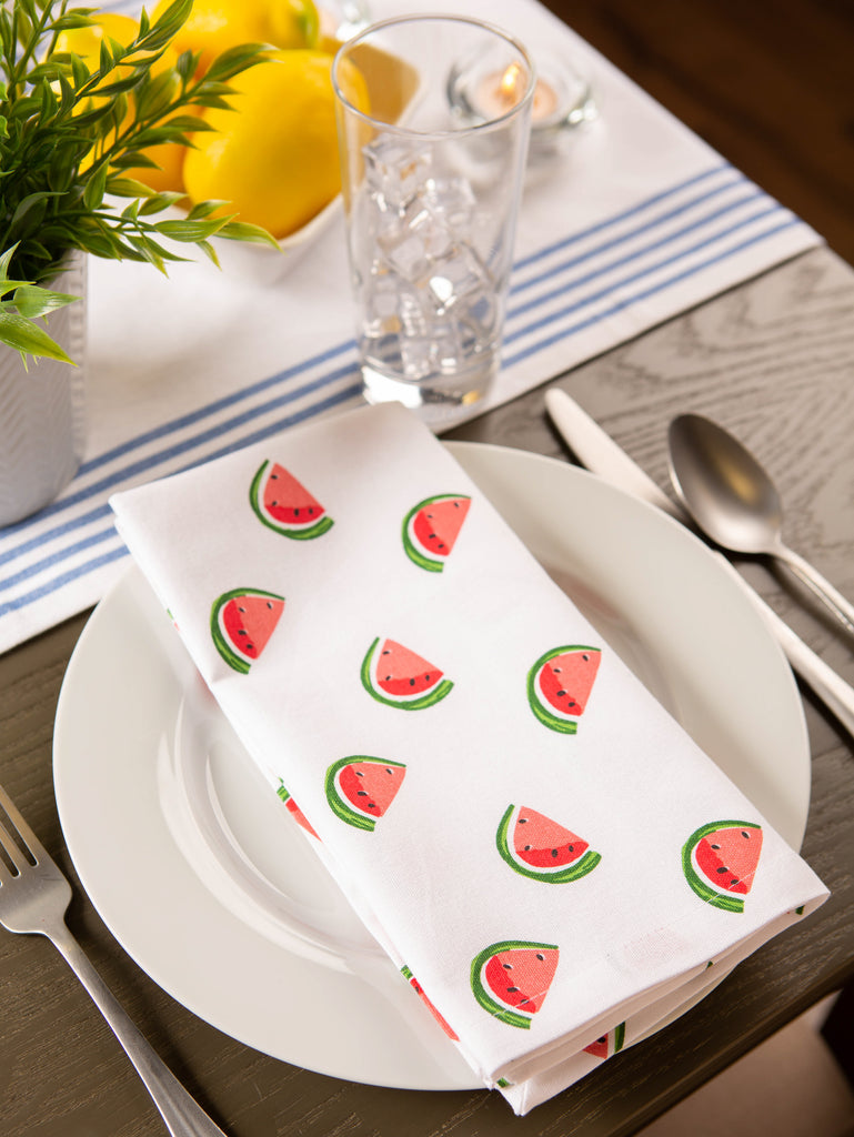 DII Hello Summer Print Table Runner, 14x72""