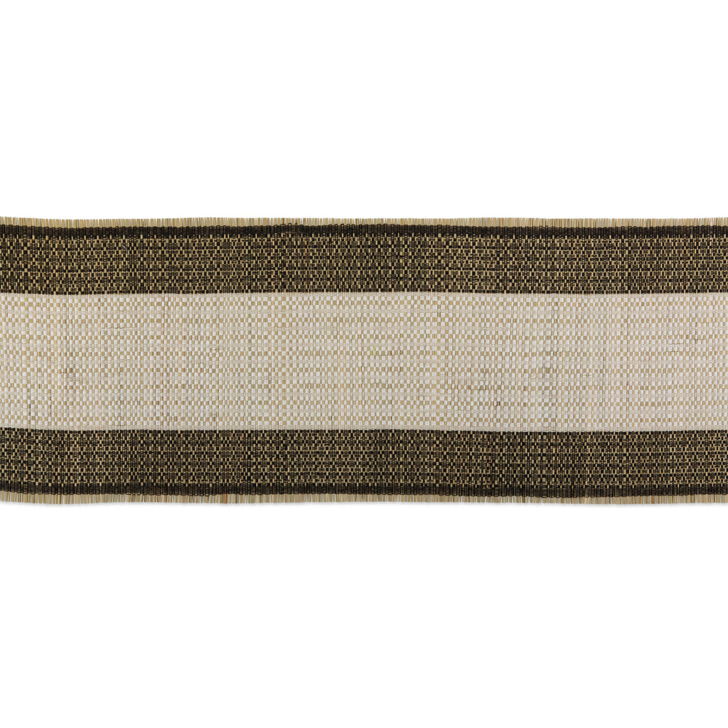 DII Urban Oasis Reed Table Runner, 14x72""
