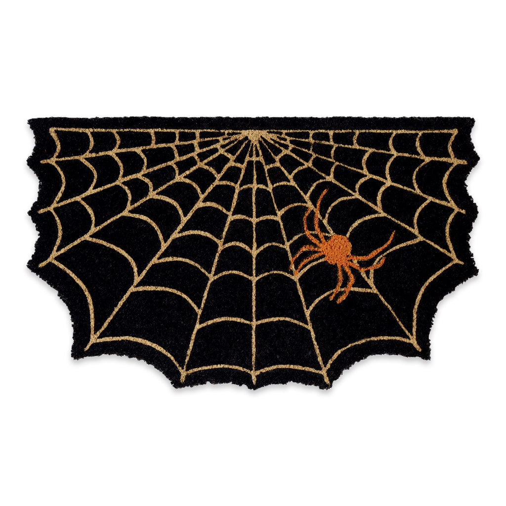 Spider Web Doormat