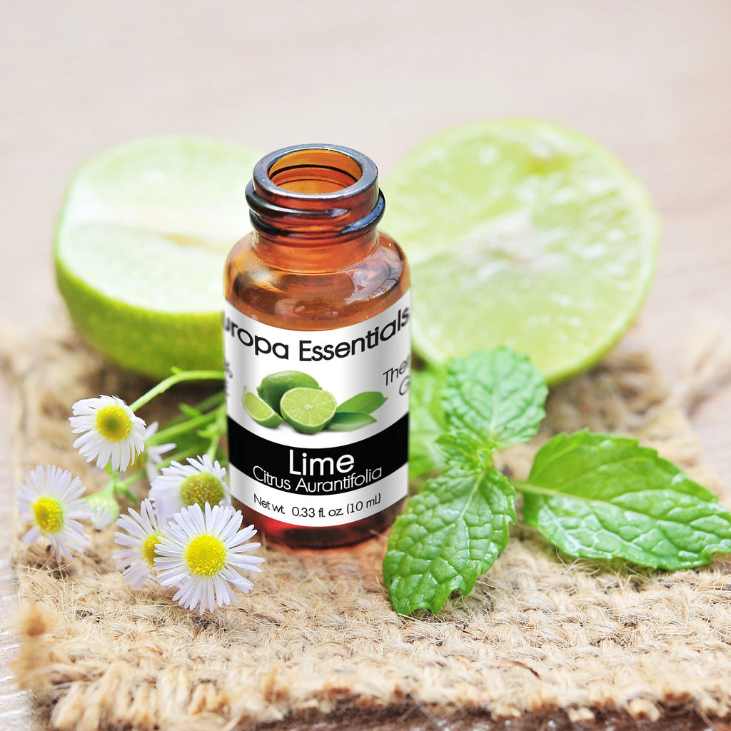 DII Lime Essential Oil (10ml)