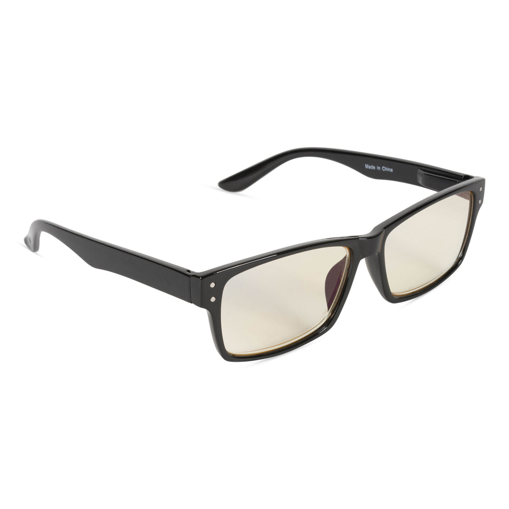 Computer Reading Glasses Black 1.25