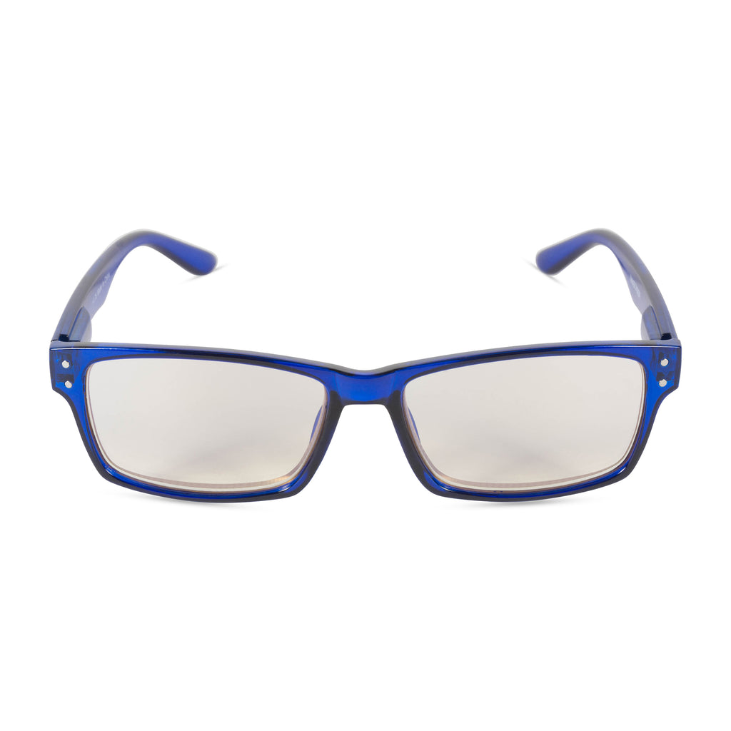 DII Computer Reading Glasses Blue 1.25