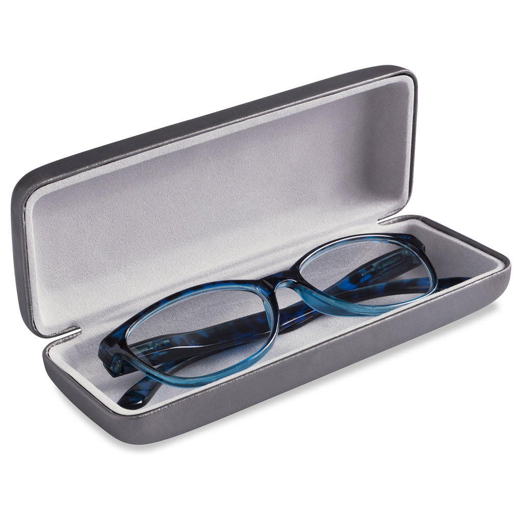DII Womens Tortoise Reading Glasses Blue 1.75