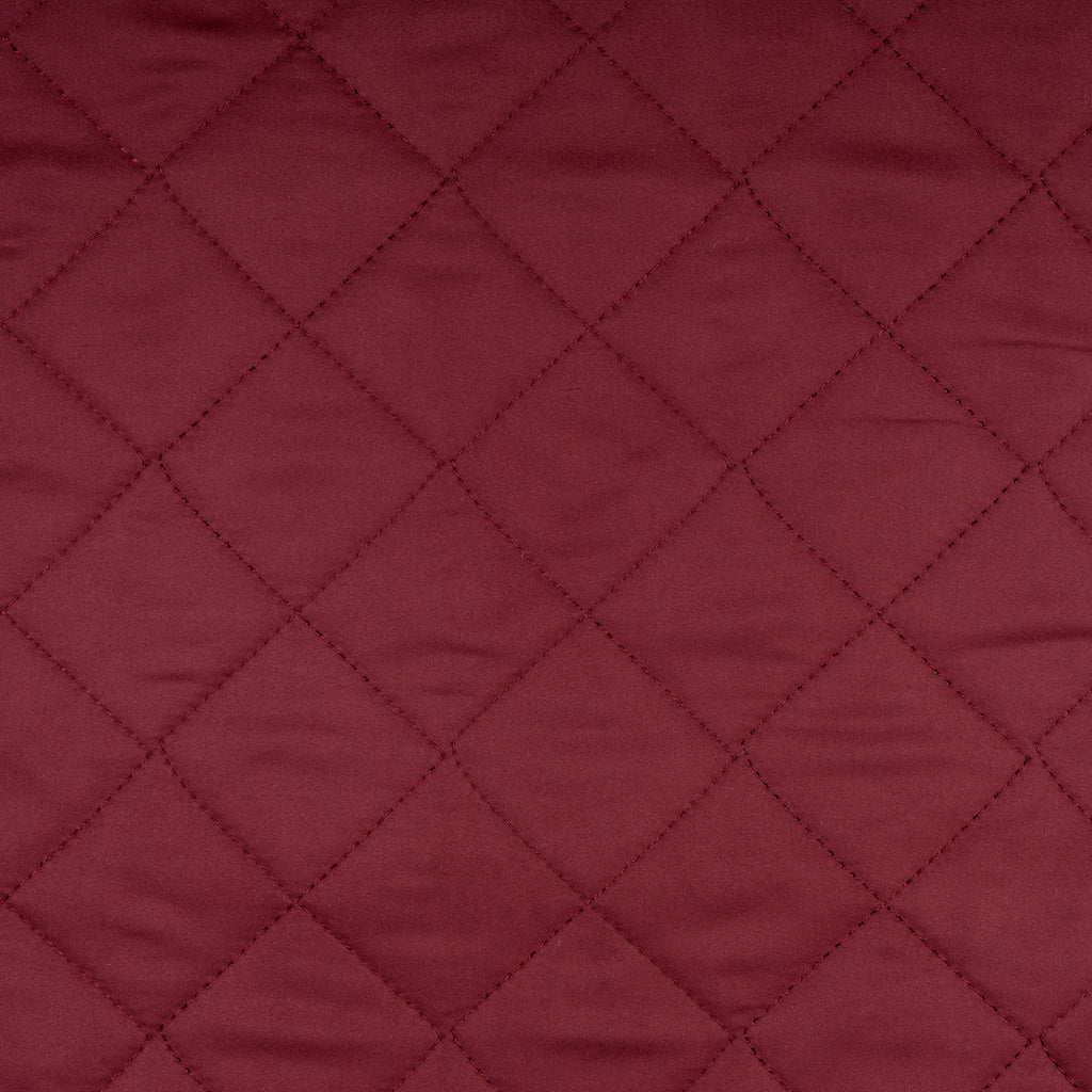 DII Reversible Sofa Cover Cranberry