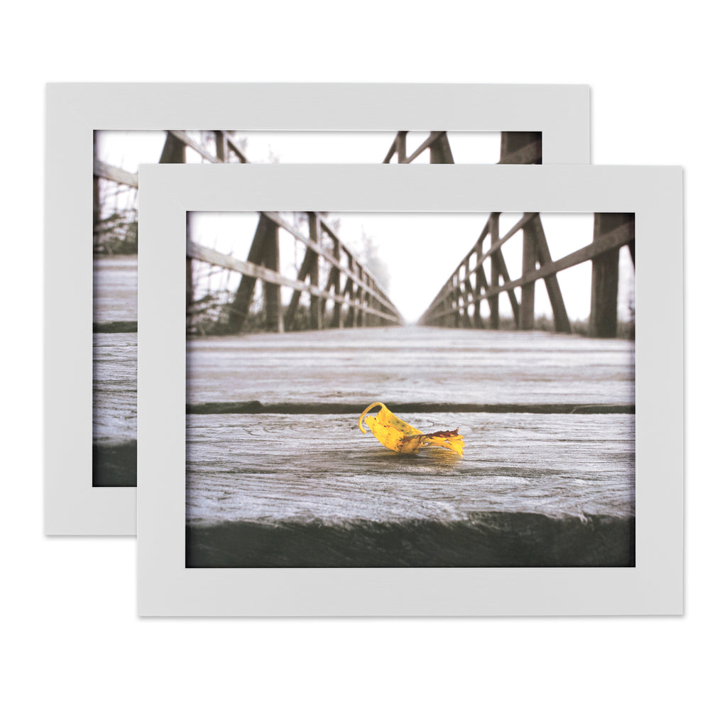 8x10 White Frame Set/2