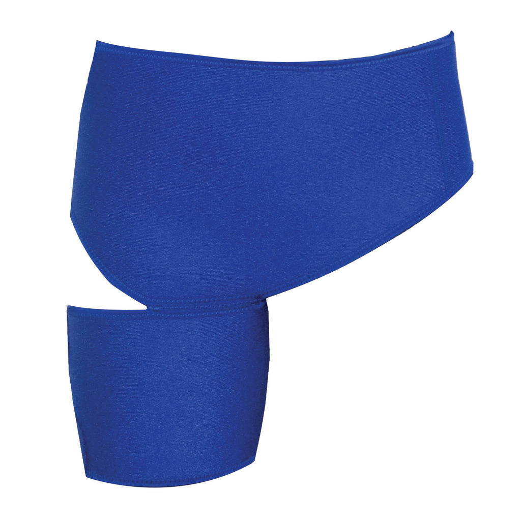 Adjustable Thigh Sleeve Bright Blue
