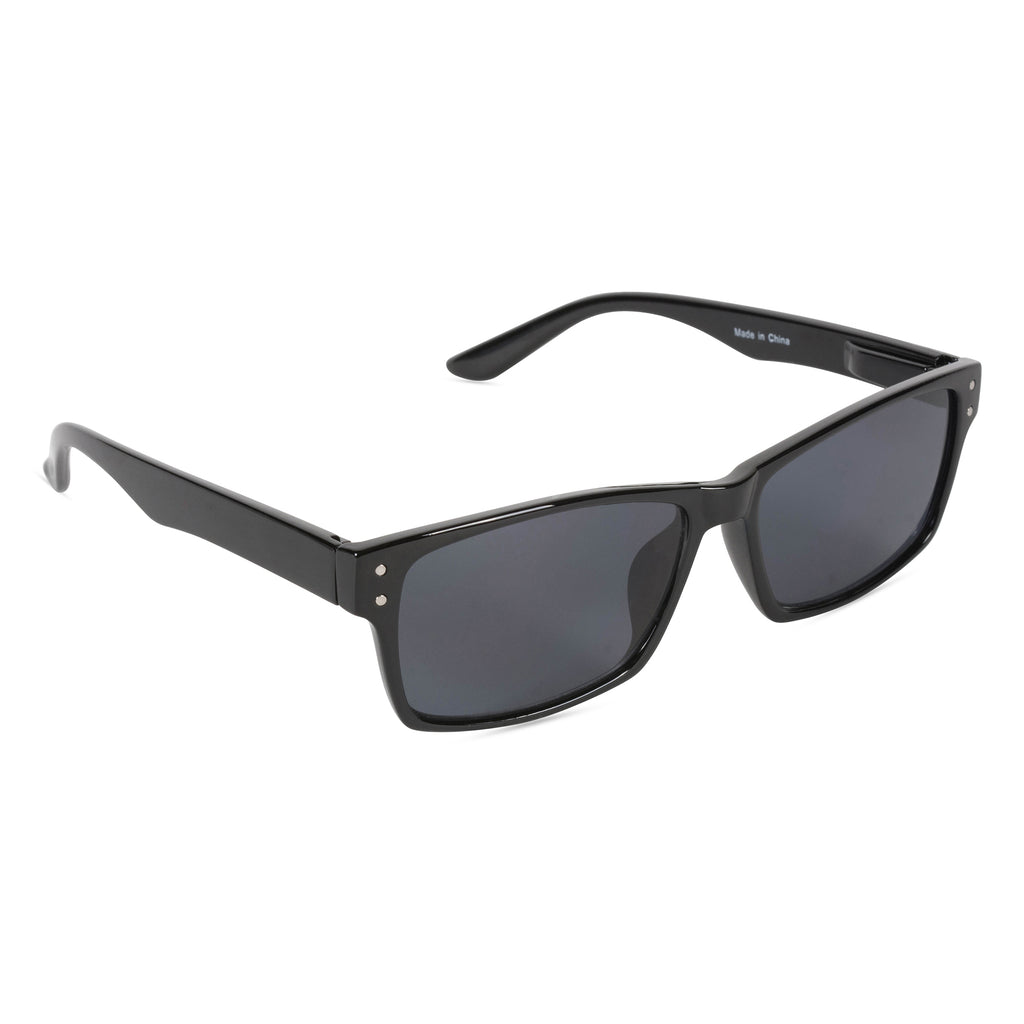 Sun Reading Glasses Black 1.75