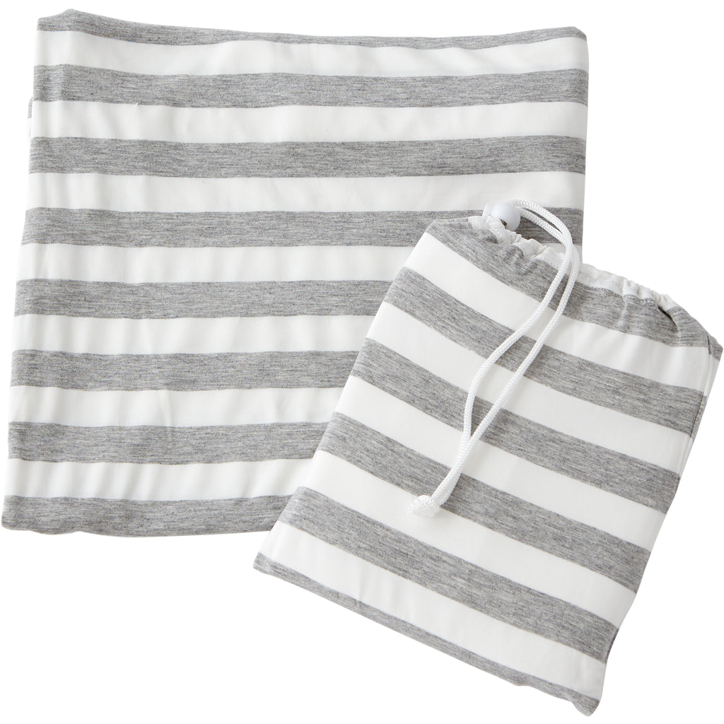 DII Grey & White Stripe Multi-Use Cover