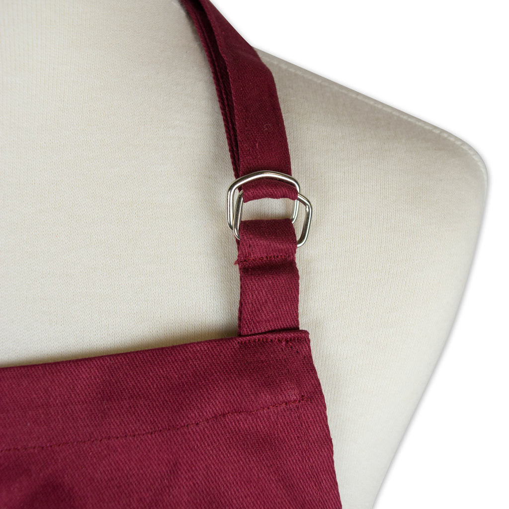DII Wine Chino Chef Apron