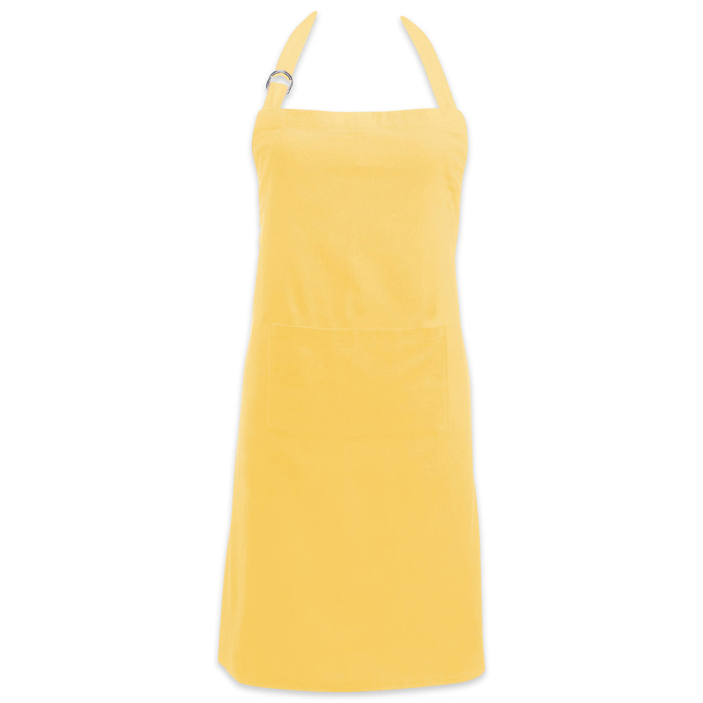 Yellow Chino Chef Apron