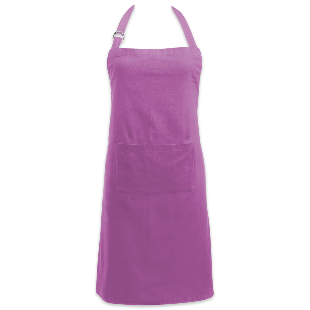 Orchid Chino Chef Apron