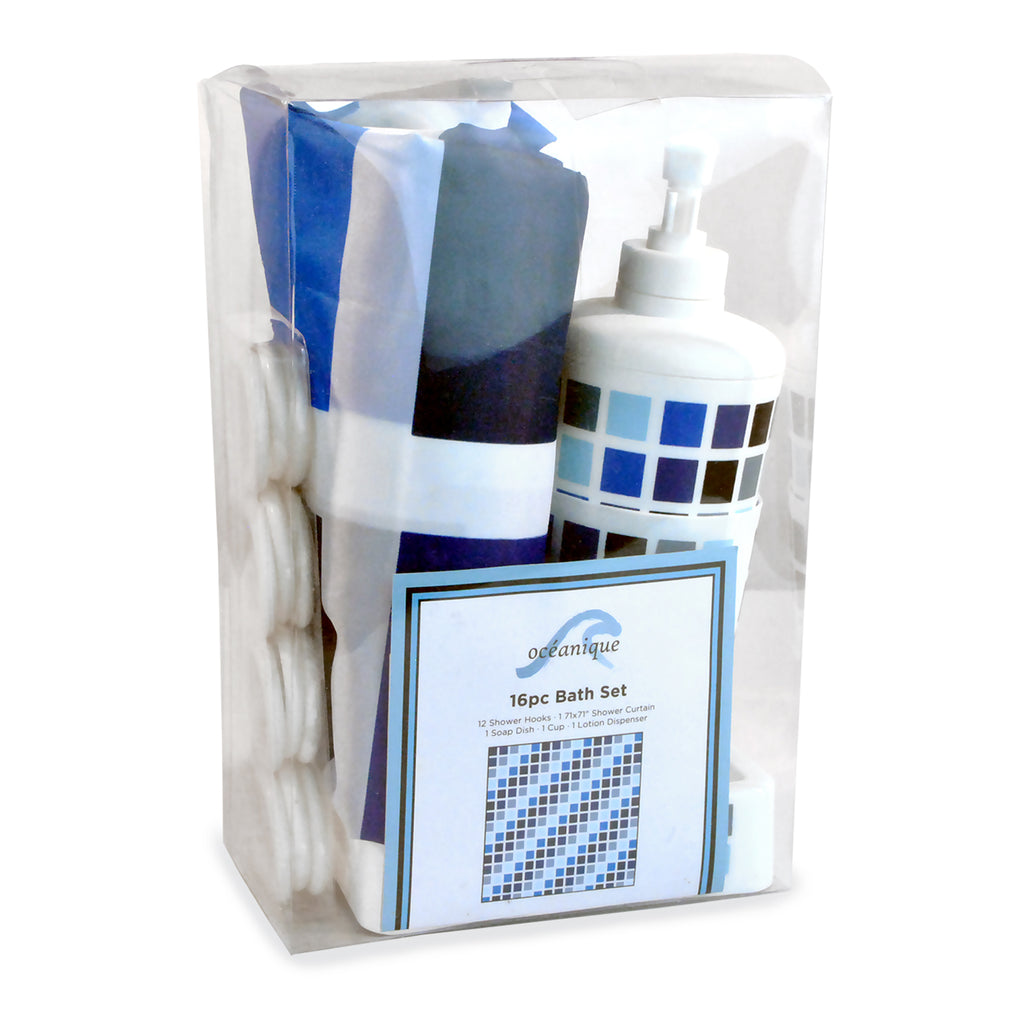 DII Bath Accesory/Shower Set - Tile