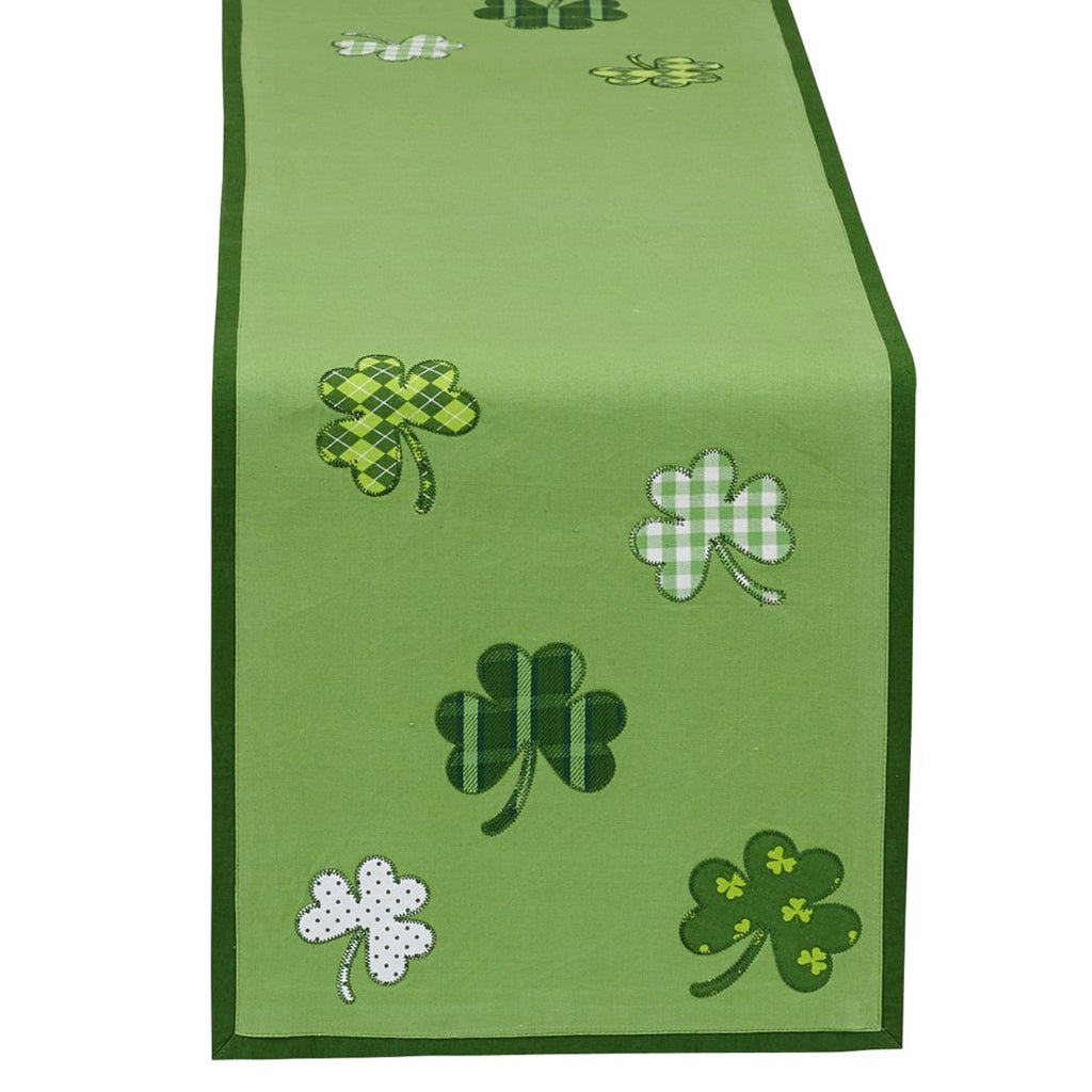 Lucky Day Table Runner