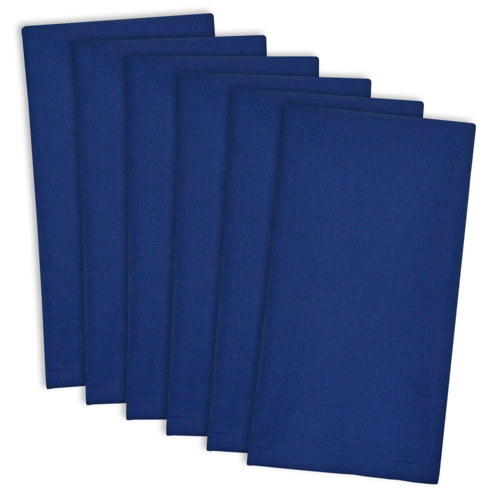 Anchor Blue Napkin Set/6