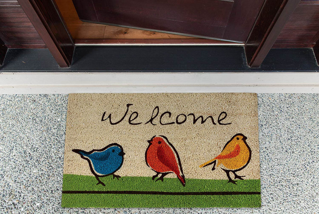 DII For The Birds Doormat