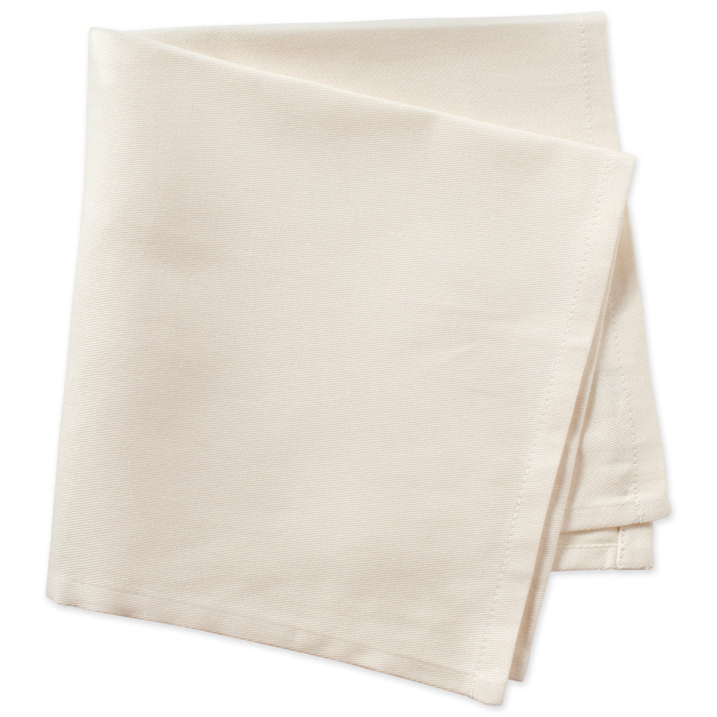 DII Napkin Buffet (Set of 12) Cream