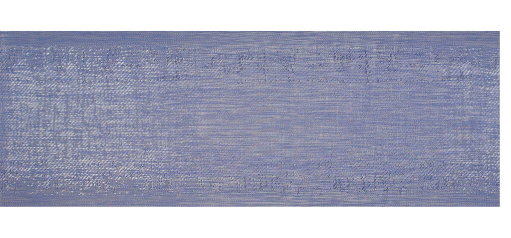 DII Space-Dyed Navy Pvc Table Runner, 13x72""