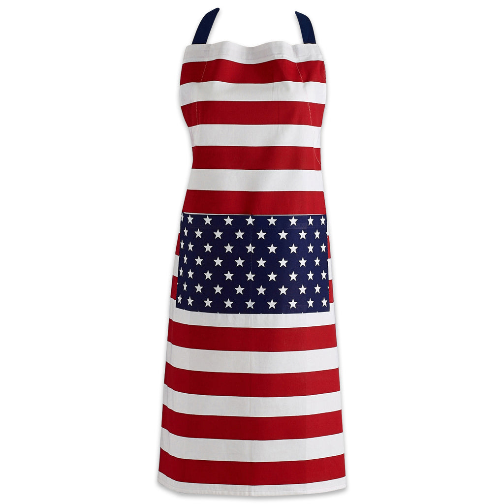 Stars & Stripes Chino Chef Apron