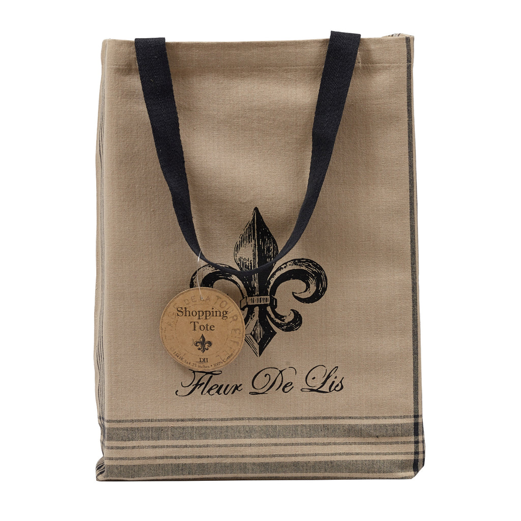 DII French Print Bags (Set of 3)