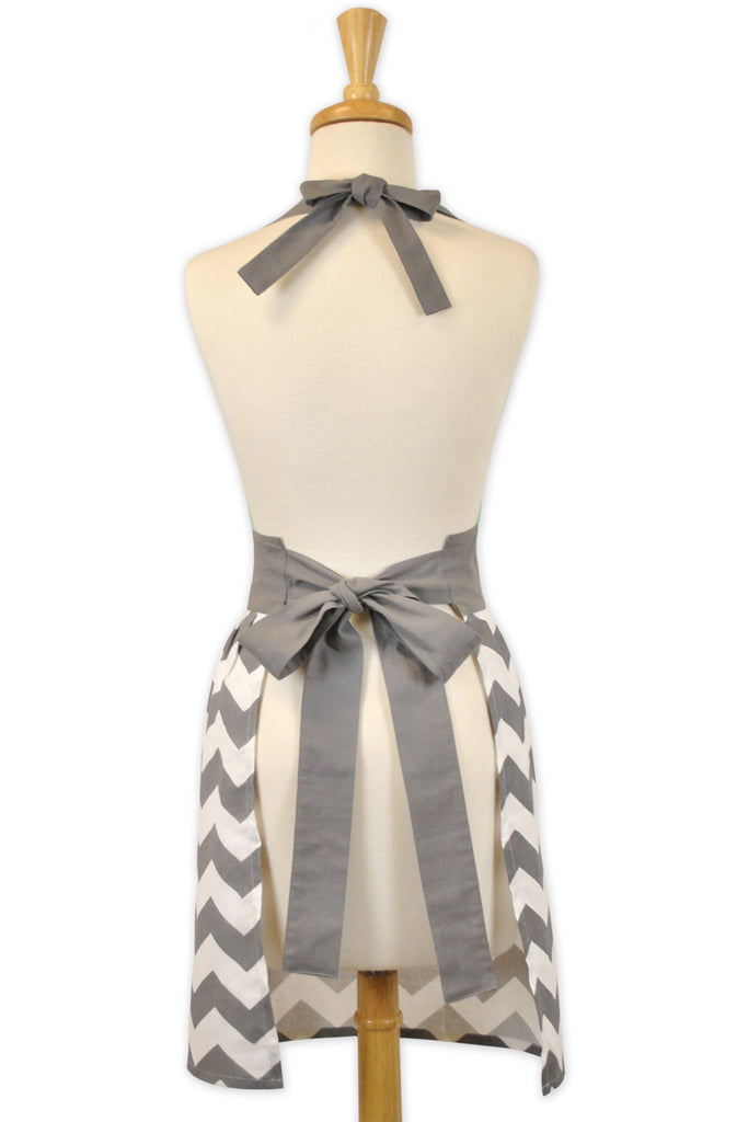 DII Chevron Skirt Apron