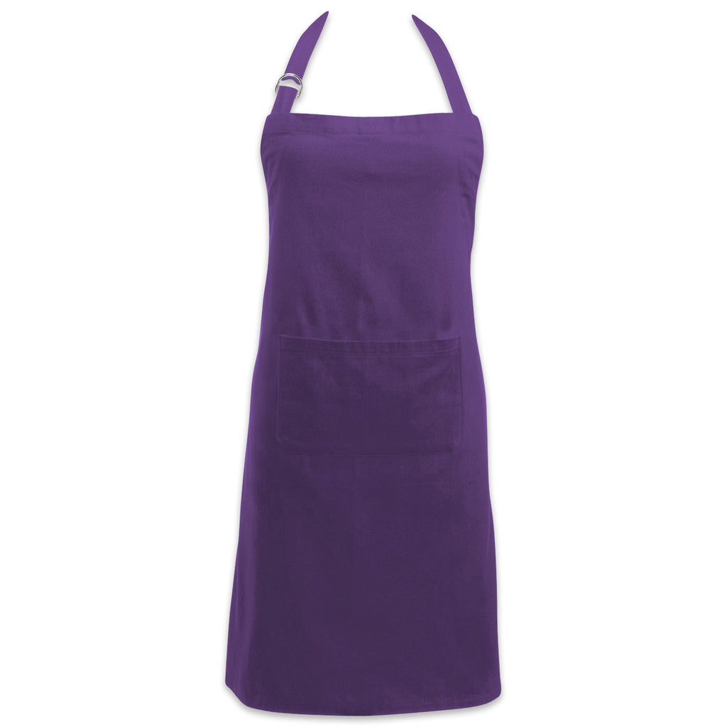 Neon Purple Chef Apron