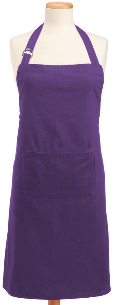 DII Neon Purple Chef Apron