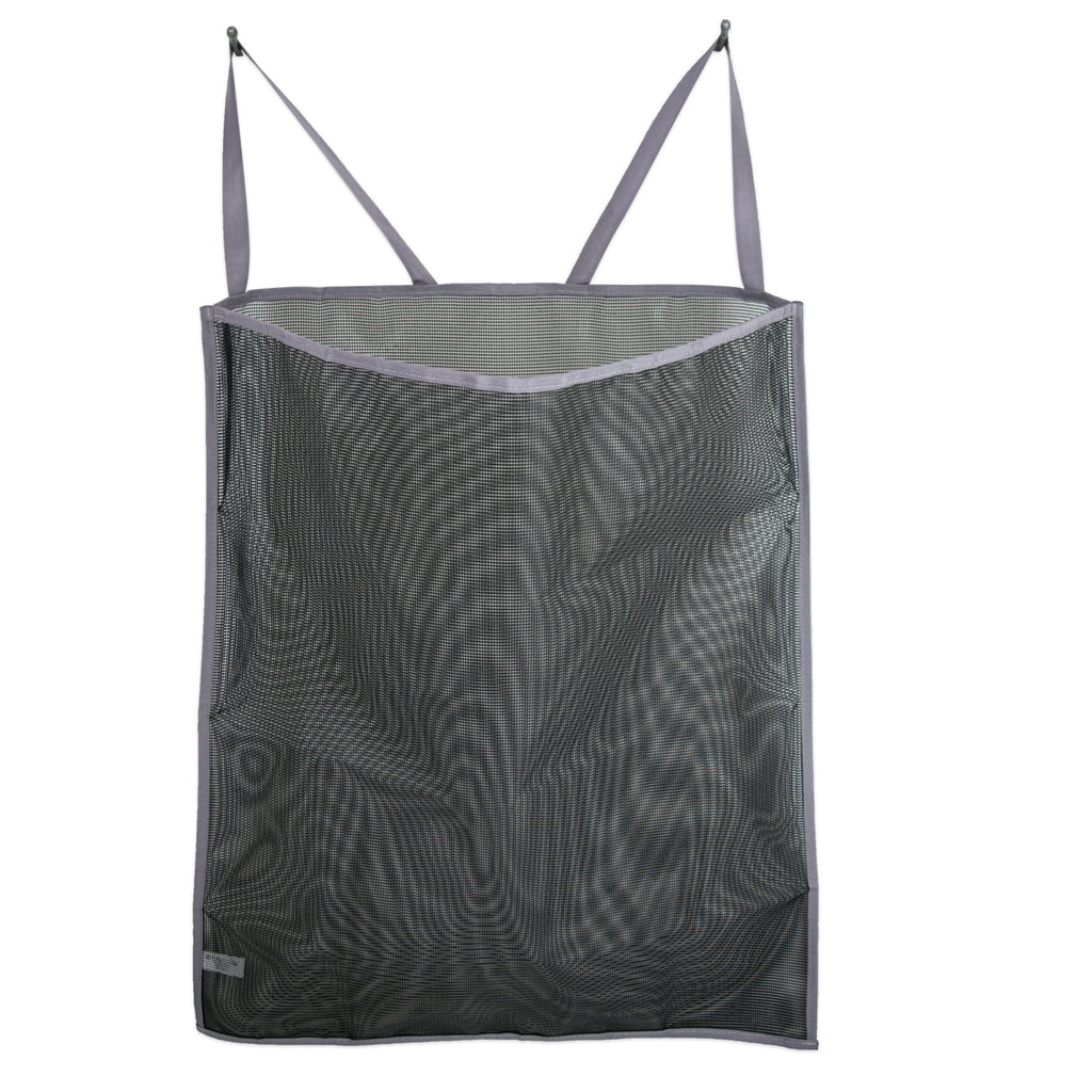 Bath Mesh Laundry Bag Gray