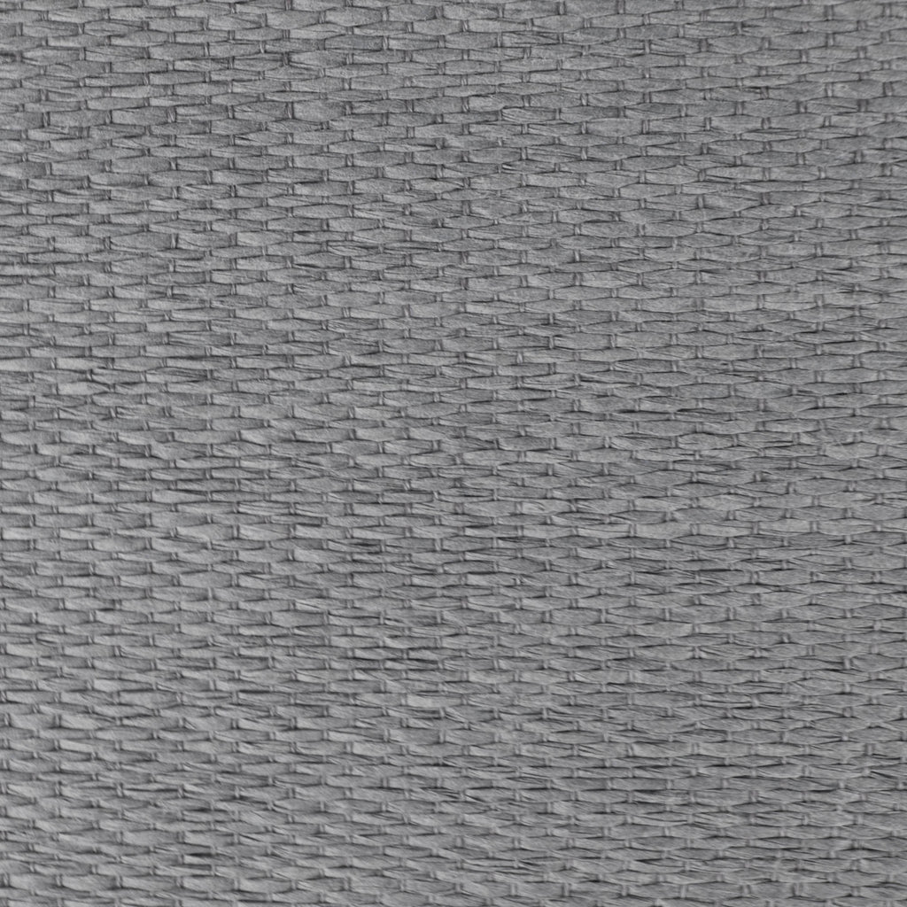 DII Paper Basket Solid Gray Rectangle Large