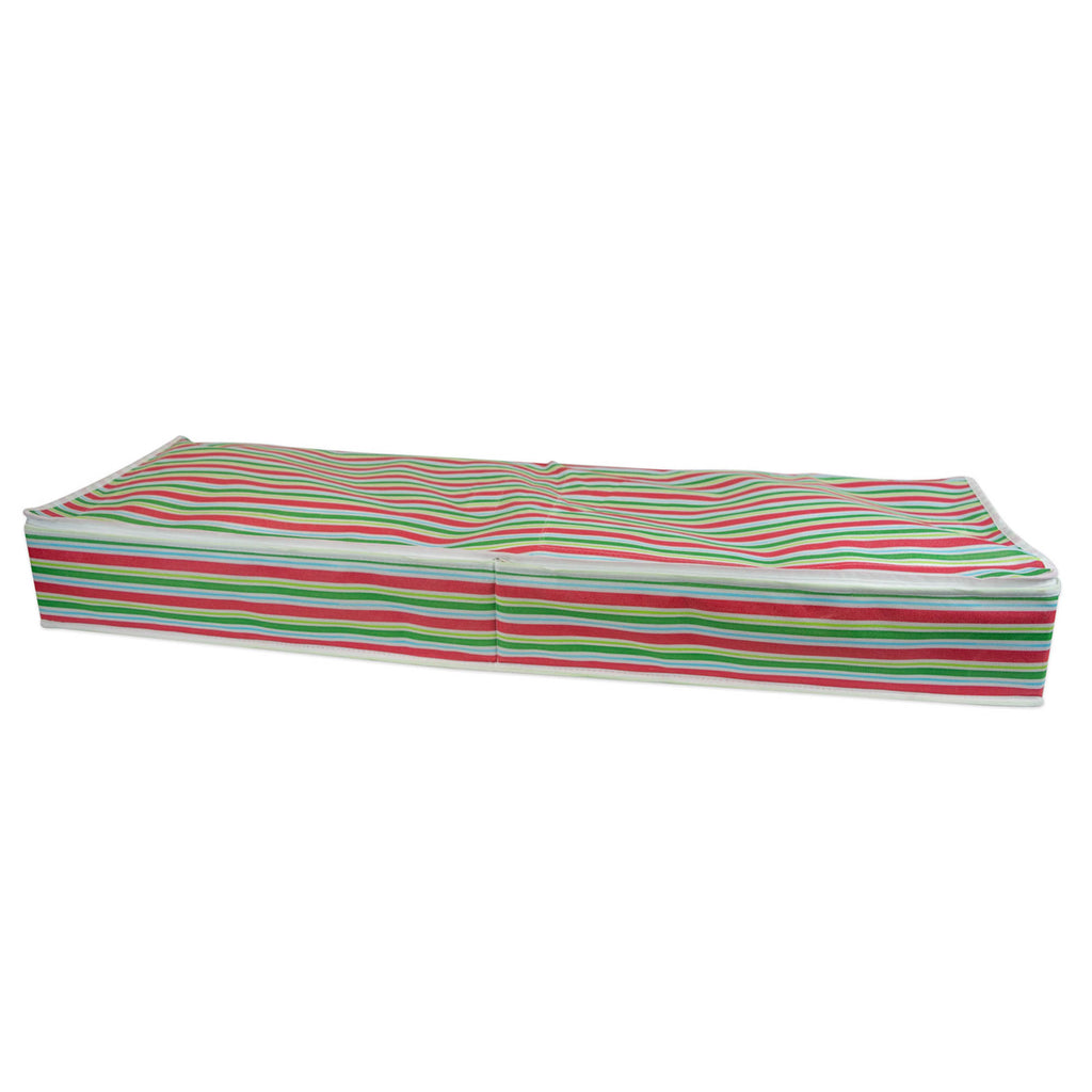 Storage Wrap Paper Holiday Stripe