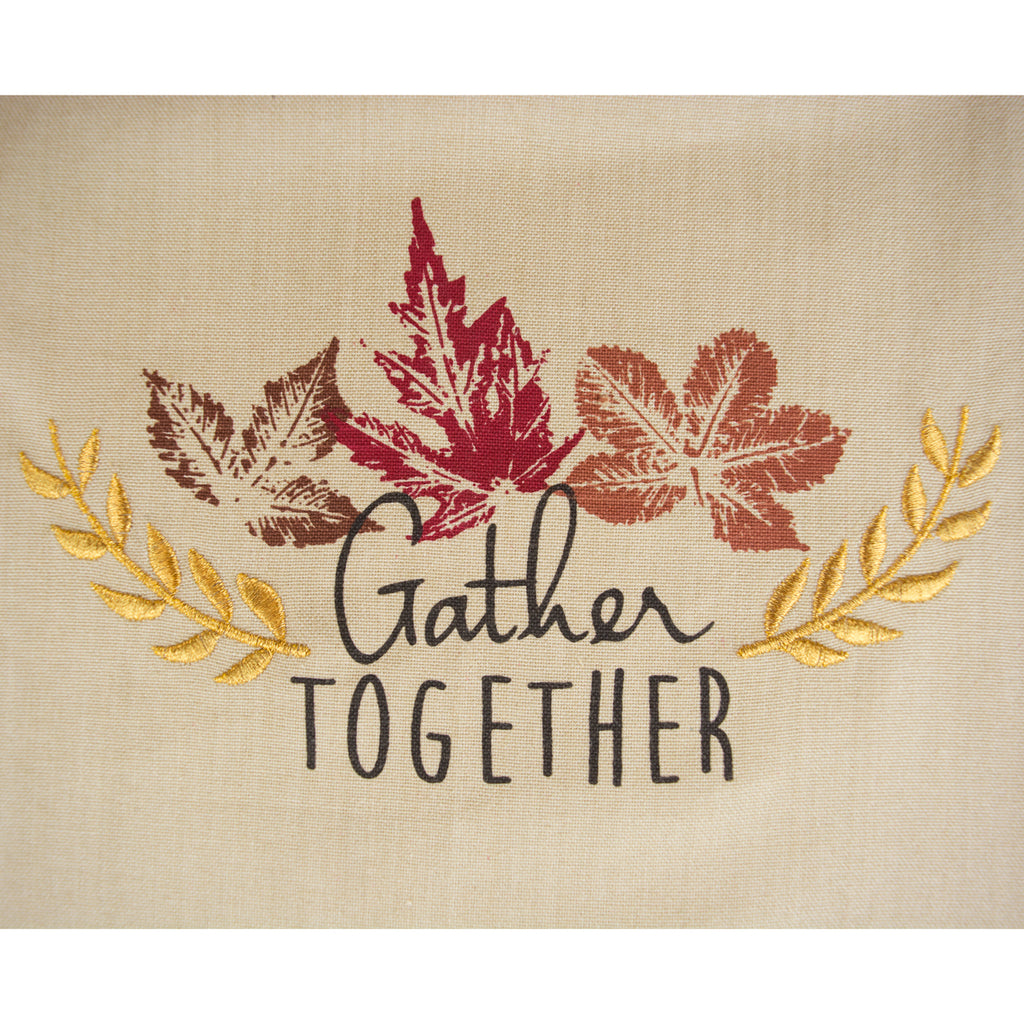 DII Gather Together Ruffle Apron