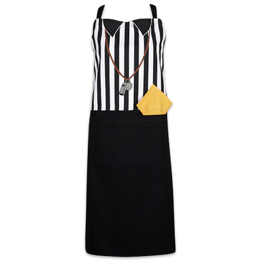 Referee Print Chef Apron