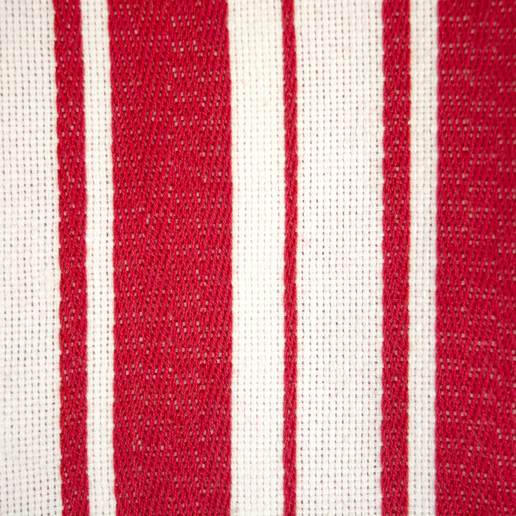 DII Tomato Striped Gourmet Chef Dishcloth (Set of 3)