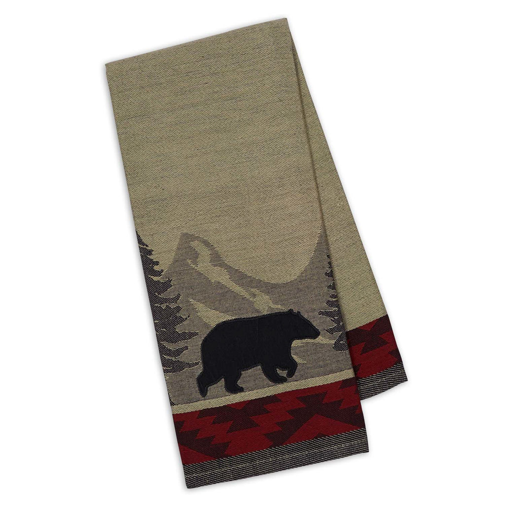 DII Walk In The Woods Jacquard Dishtowel (Set of 3)
