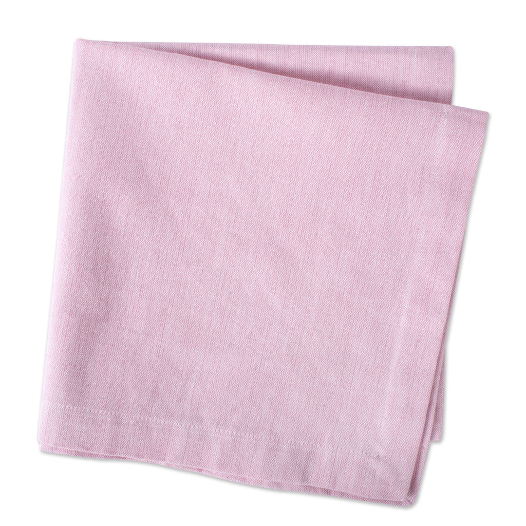 DII Rose Solid Chambray Napkin (Set of 6)