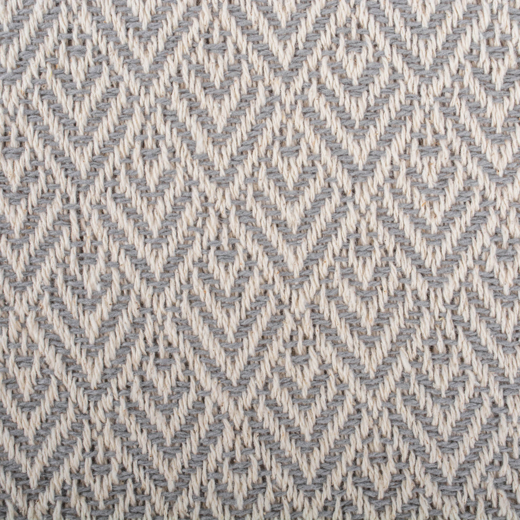 DII Gray Diamond Throw