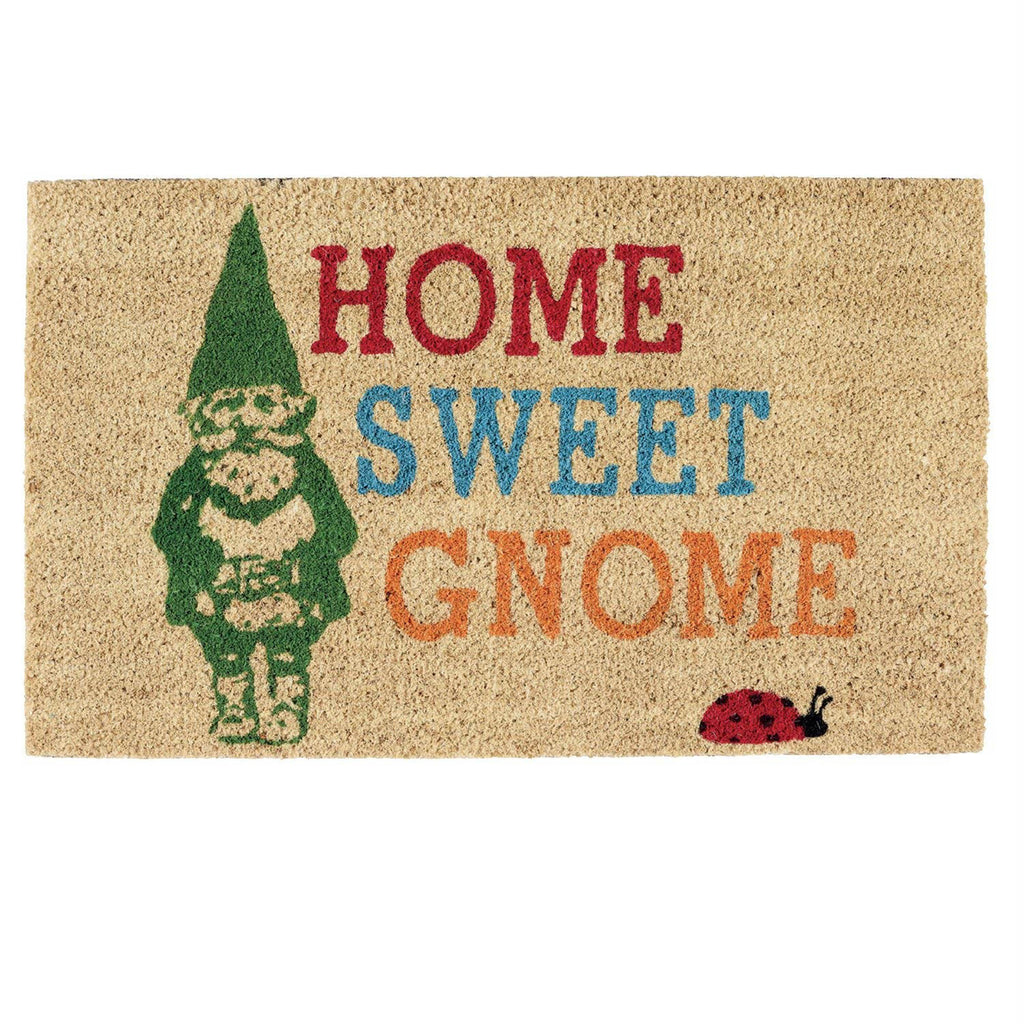 Home Sweet Gnome Doormat