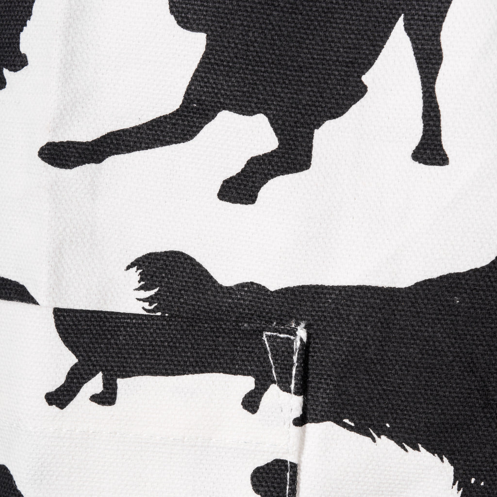 DII Dog Print Chef Apron