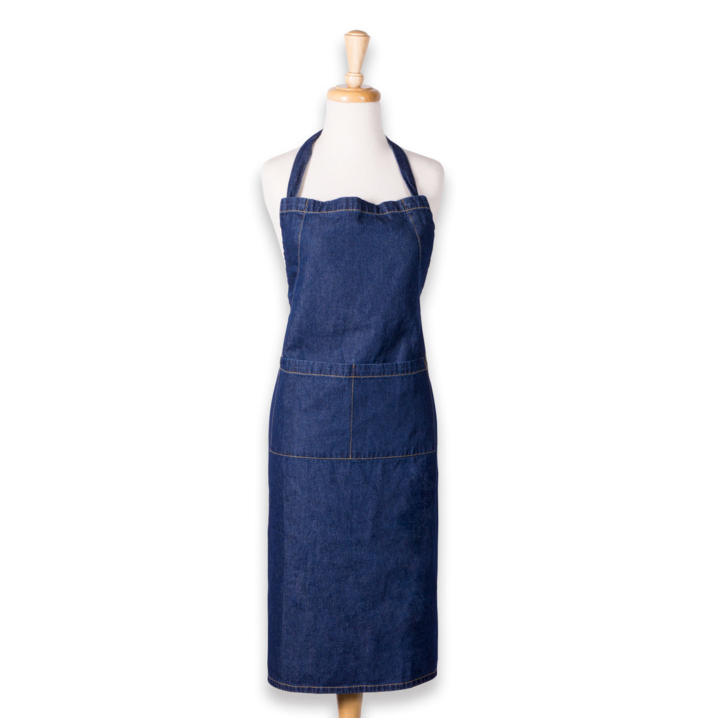 Denim Chef Apron