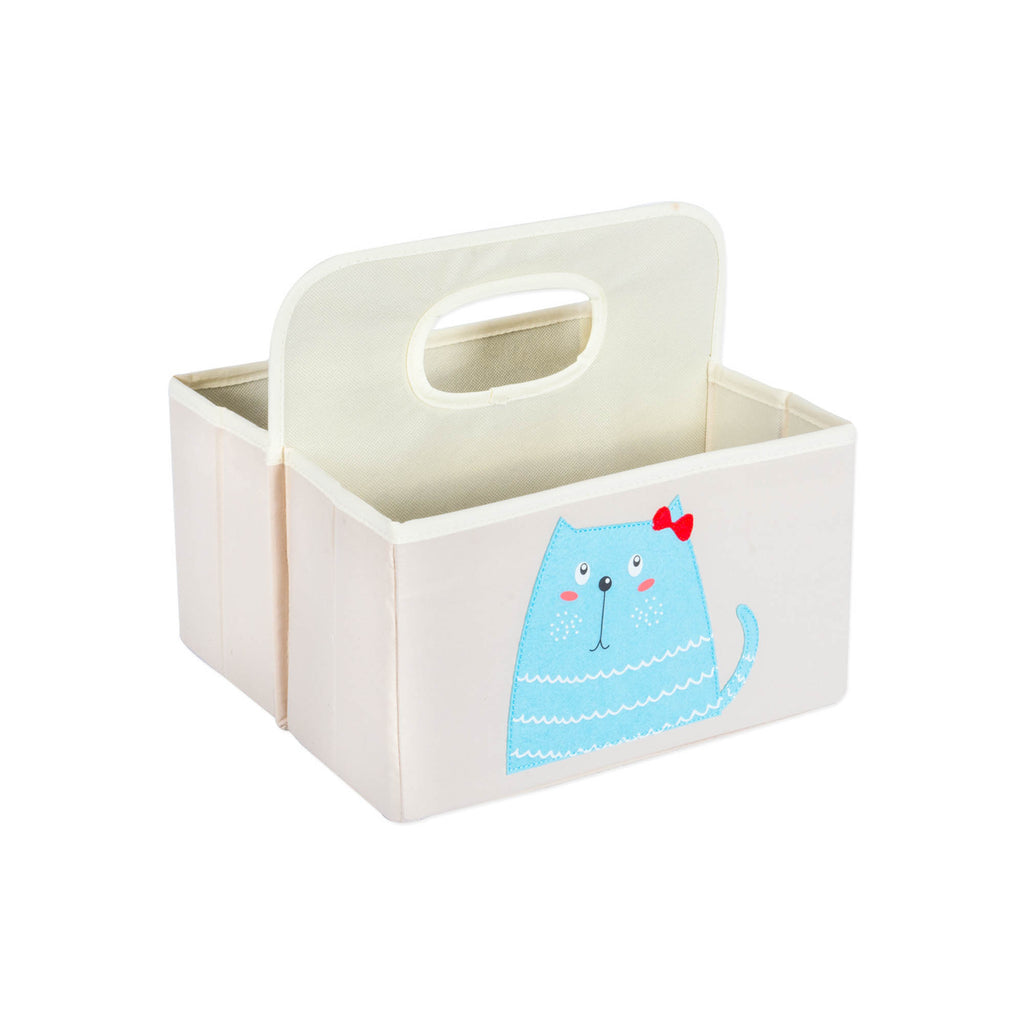Polyester Kid Fts Kitty Caddy 11x10x10