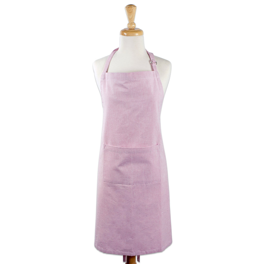 DII Rose Solid Chambray Chef Apron