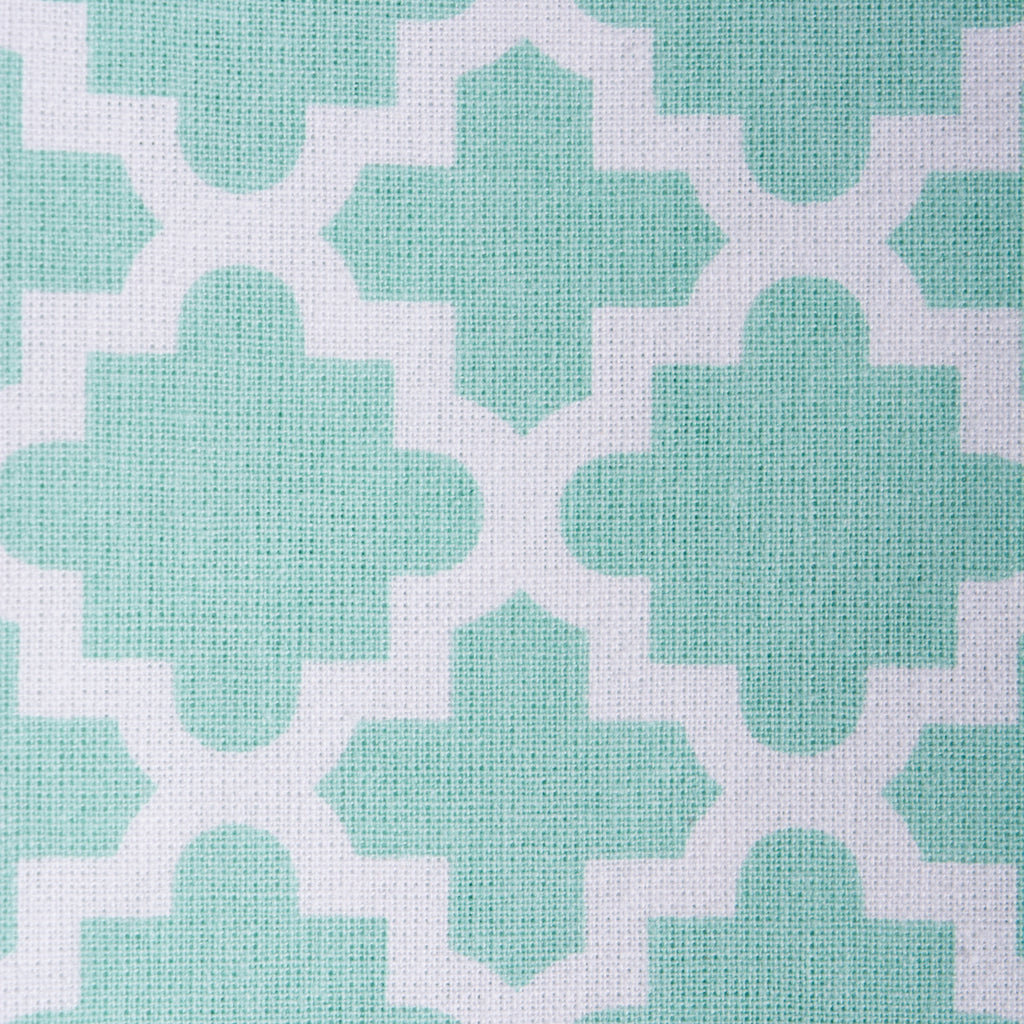 DII Aqua Lattice Dishtowel (Set of 2)