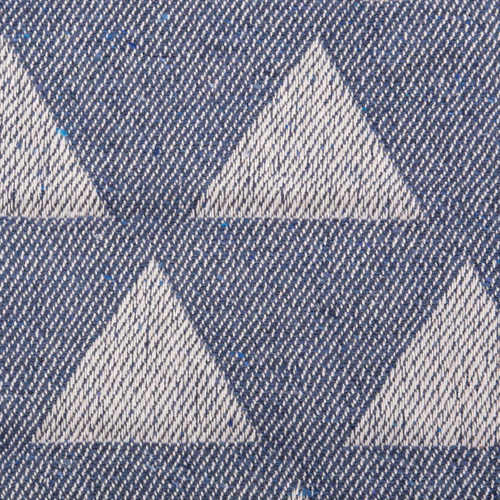 DII Triangle Throw French Blue