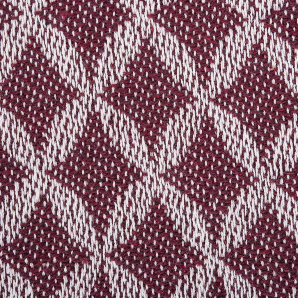 DII Lattice Throw Blackberry