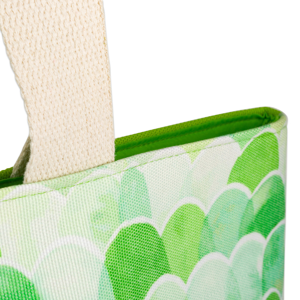 DII Green Mermaid Jute Bag