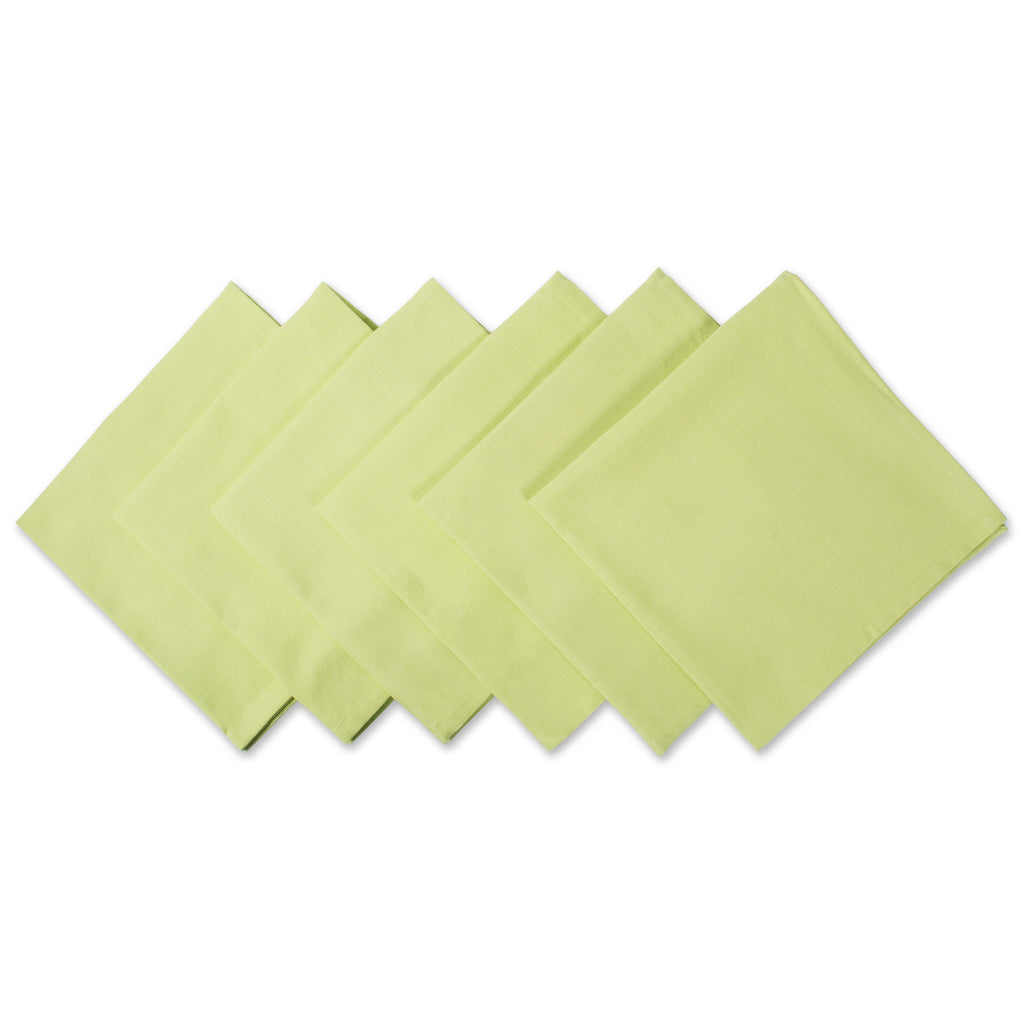 Fresh Green Napkin Set/6