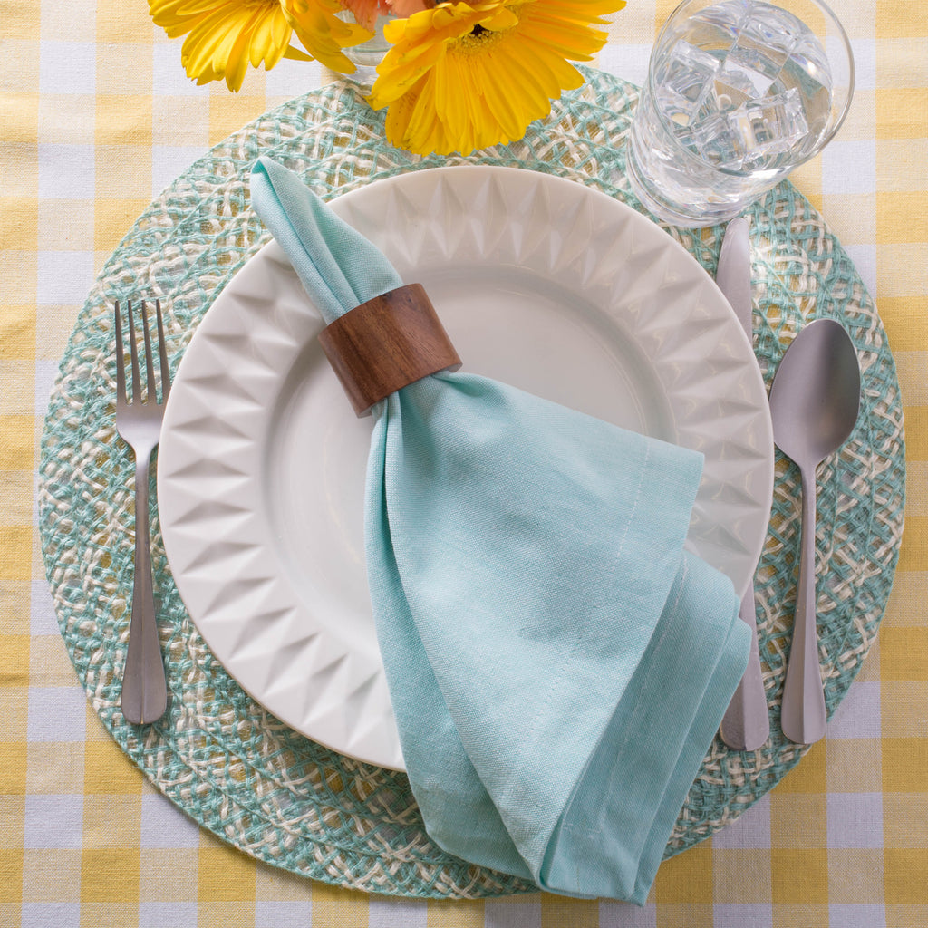 DII Light Blue Napkin (Set of 6)